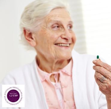 Medicamentos no Idoso: Problemas e Soluções